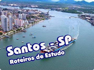 Cidade de Santos / SP