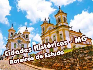 Cidades Históricas - MG