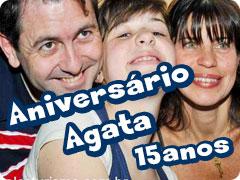 Aniversário da Agatha - Brotas 13 a 15 Agosto 2010