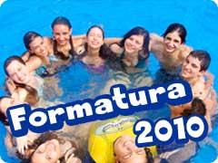 Viagem de Formatura 2010