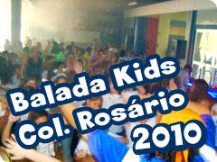Balada Kids 2010 - Col. Rosário