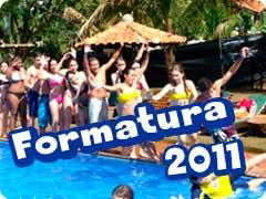 Viagem de Formatura 2011
