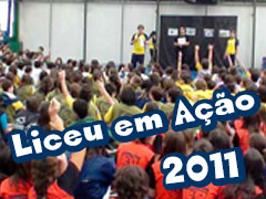 Liceu em ação 2011