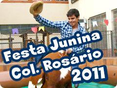 Festa Junina Col Rosário 2011