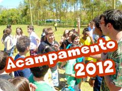 HT Camp - Acampamentos 2012