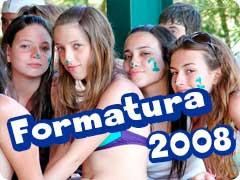 Viagem de  Formatura 2008