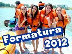 Viagem de Formatura 2012