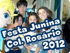 Festa Junina - Col Rosário - 2012