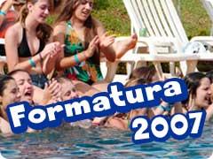 Viagem de Formatura 2007