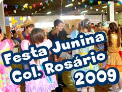 Festa Junina Col Rosário 2009